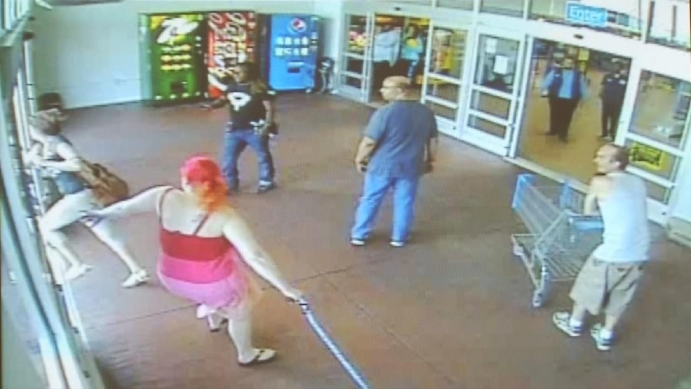 Woman shoved at Walmart by shoplifting suspect speaks out | WRGT