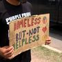 Judge asked to toss challenge to Arkansas panhandling law