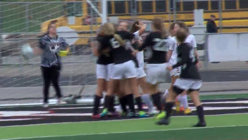 10.24.15- High School Girls Soccer- Weir High 3-2 over WCC on way to regional final