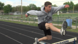 Central Catholic's Luke Wemhoff battles injury to qualify for state