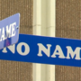 Tulsa street signs read 'No Name' ahead of U2 tour launching at BOK Center