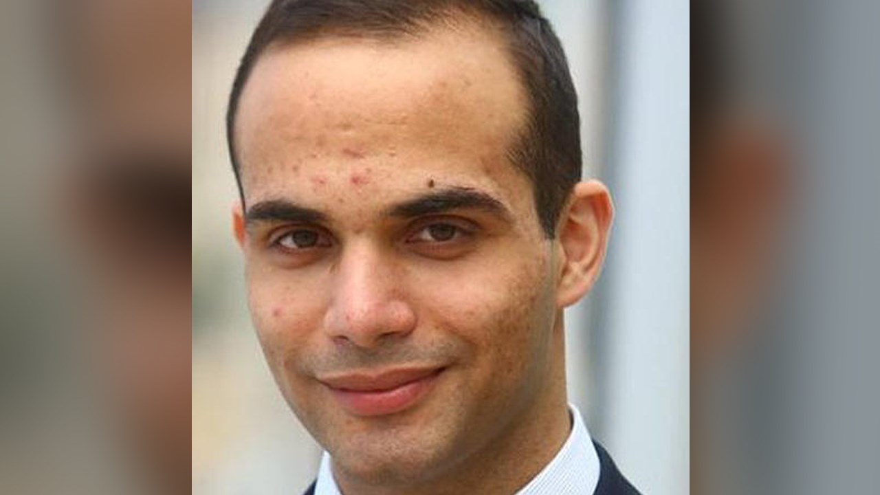 George Papadopoulos. (LinkedIn via MGN)