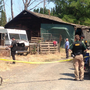Body found buried inside old Yakima County barn