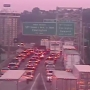I-71/75 southbound lanes closed at Brent Spence Bridge