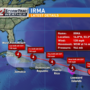 Hurricane Irma expected to get stronger