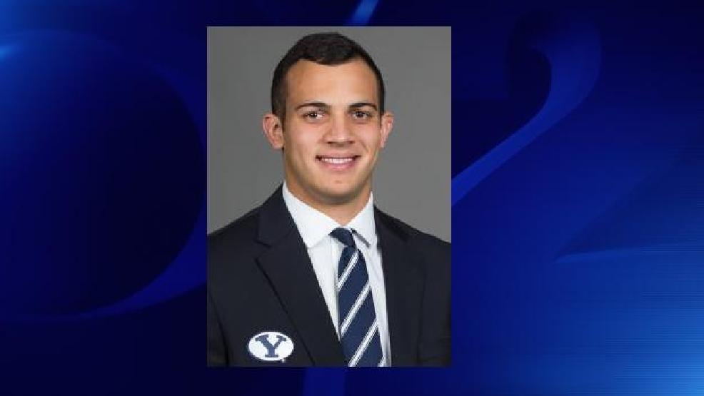 BYU football player arrested for stalking order violation   KUTV