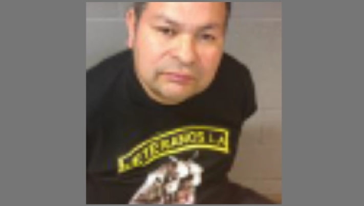 Lorenzo Contreras has been charged with sexual abuse of a minor for incidents that occurred at a home in Hyattsville, Maryland in April 2013. (Office of the Sheriff Prince George's County Police)