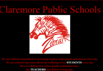 Claremore Public Schools | Calendar and supply lists