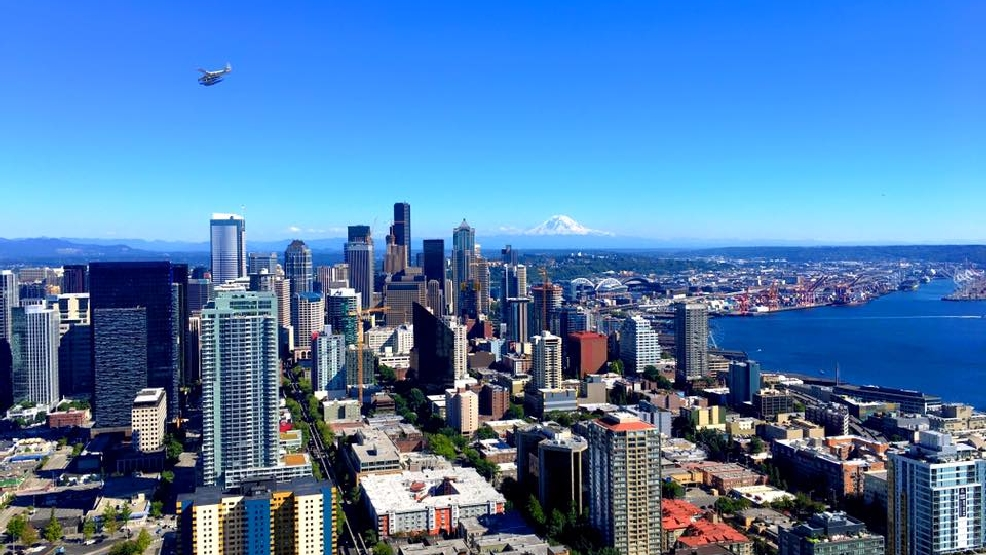 "News flash: July finishes ""about as normal as it gets"" for Seattle weather"