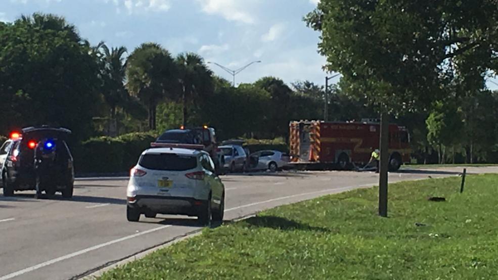 1 Killed In West Palm Beach Crash Wpec