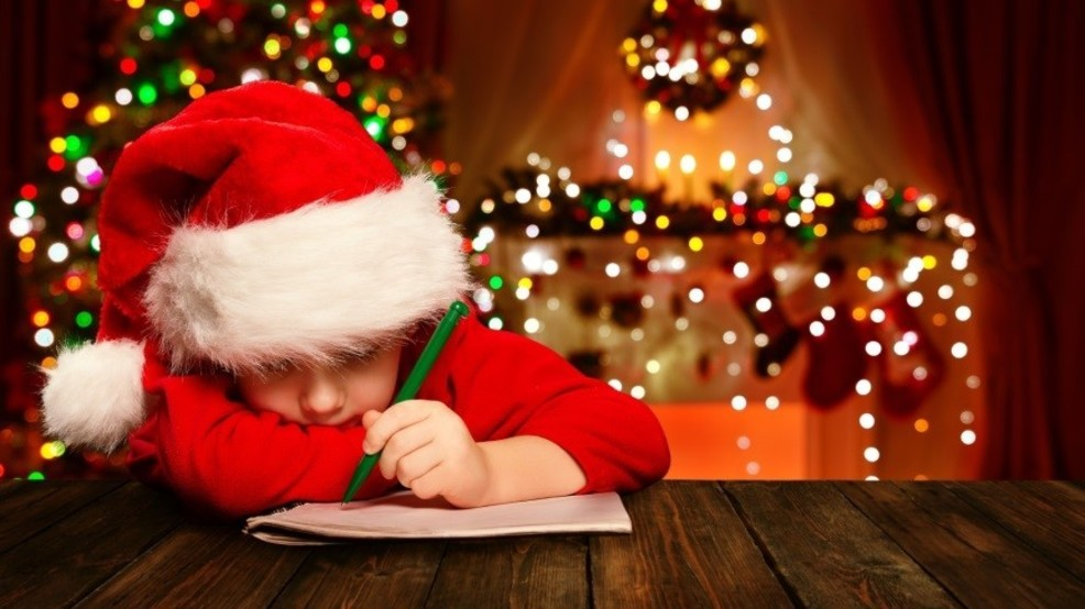 Do You Believe Heres How Your Kids Can Get A Letter From Santa