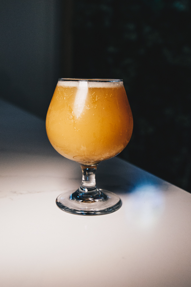 Haze Jude is a New England IPA. / Image: Catherine Viox // Published: 3.5.19