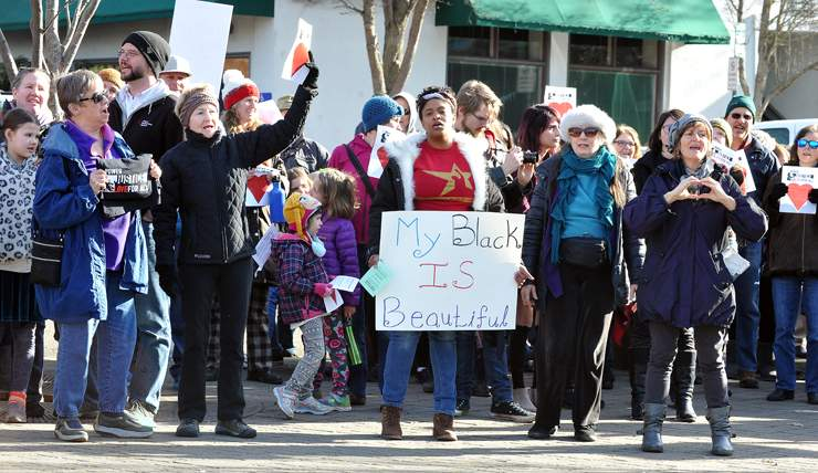 Martin Luther King Jr. Celebration in Ashland