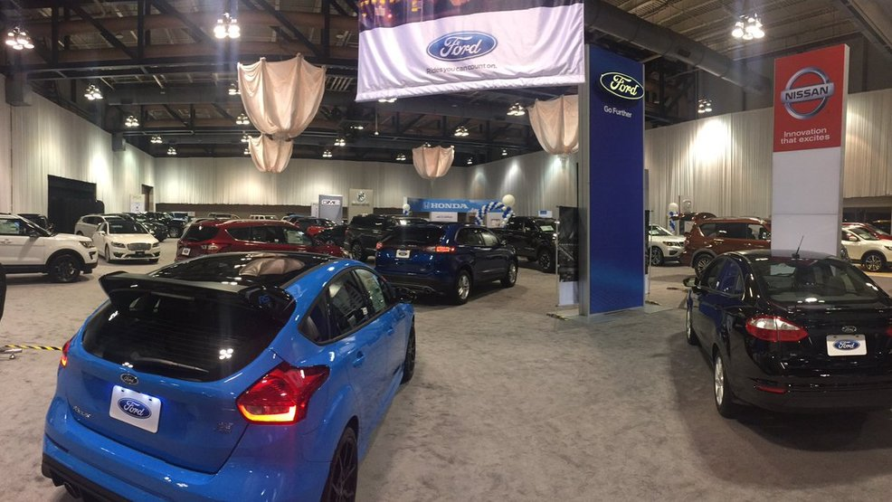 Rochester International Auto Show Kicks Off Today WUHF - Where is the car show today