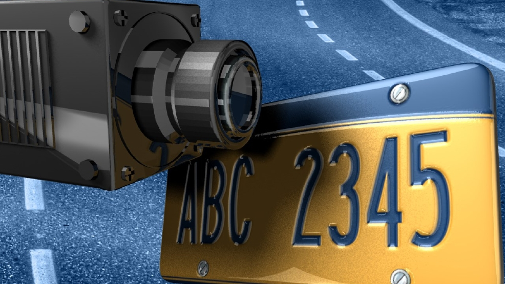 Police chief defends use of license plate cameras | WTVC
