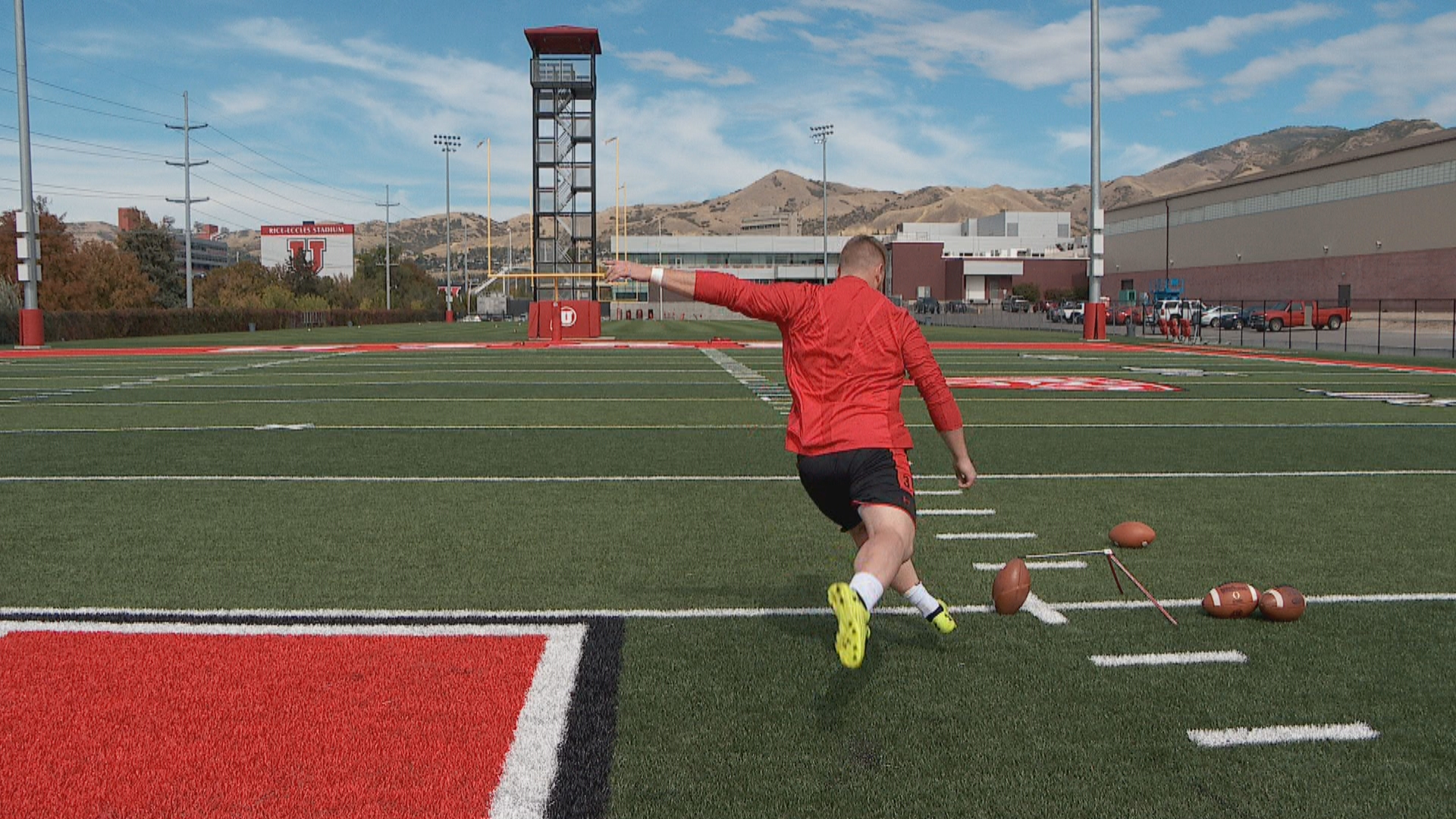 Inside the Story: Soccer player switches sides and teams in BYU-Utah Rivalry (Photo: KUTV)