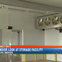 An inside look at Los Indios International Bridge's cold storage facility
