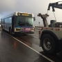 Northbound Hwy 99 lanes reopened following crash involving bus