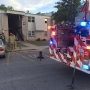 OKCFD battles fire at Rockwell Villa Apartments
