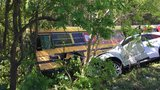 Gainesville Police: 7 passengers taken to hospital after SUV collides with RTS bus