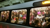 1M trips taken on DC city rail system for Women's March, setting Saturday record