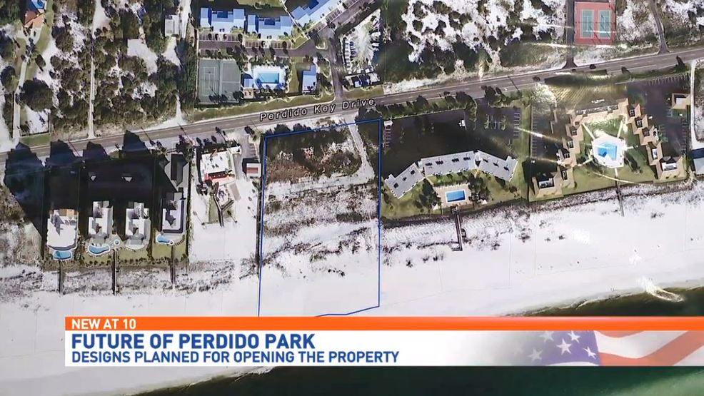 Escambia County Commission Seeking Options On Perdido Key Beach