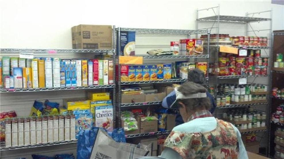 Assumption Food Pantry receives HUGE donation from Billy Fuccillo | WSTM