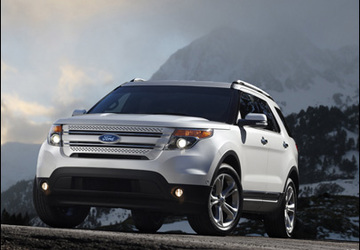 Advocacy group seeks Ford Explorer recall due to fumes