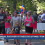 Event celebrates defeating addiction through fitness in Rochester