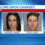 State Police: Traffic stop leads to drug arrests