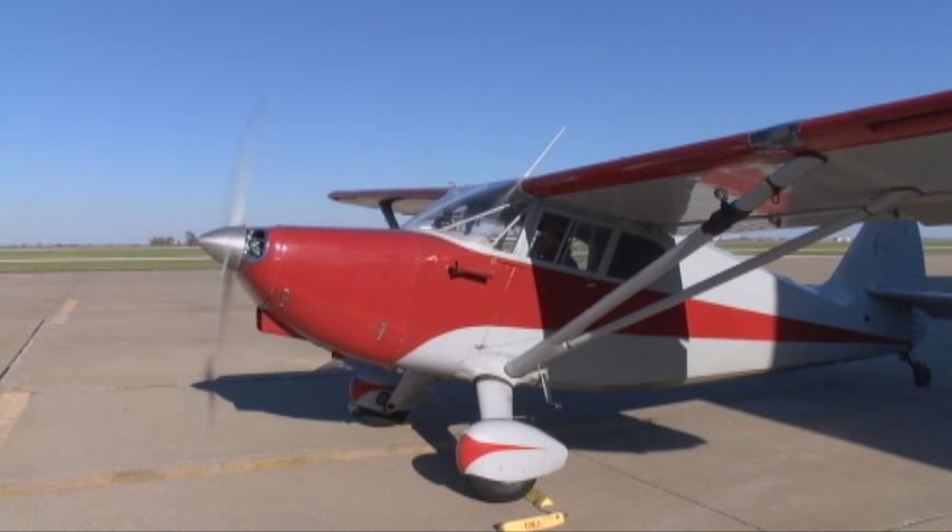 Spirit of the Tri-States:  70 years in the air
