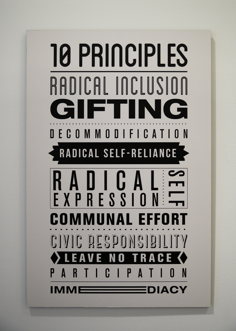 The 10 principles of Burning Man / Image: Phil Armstrong, Cincinnati Refined // Published: 6.21.19