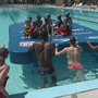 World's largest kickboard gets first test in D.C. pool