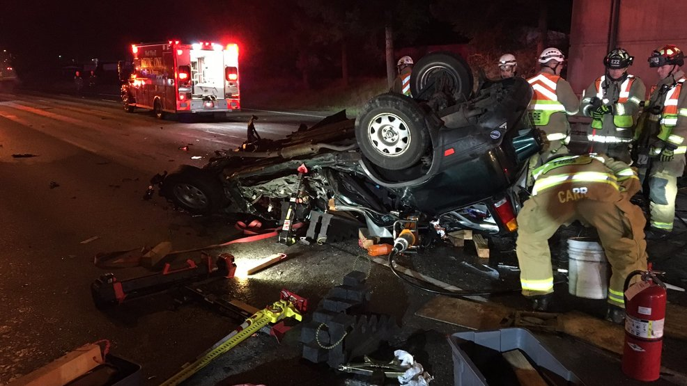 Court documents: Man arrested in fatal I-5 Lakewood crash smoked pot, took Xanax