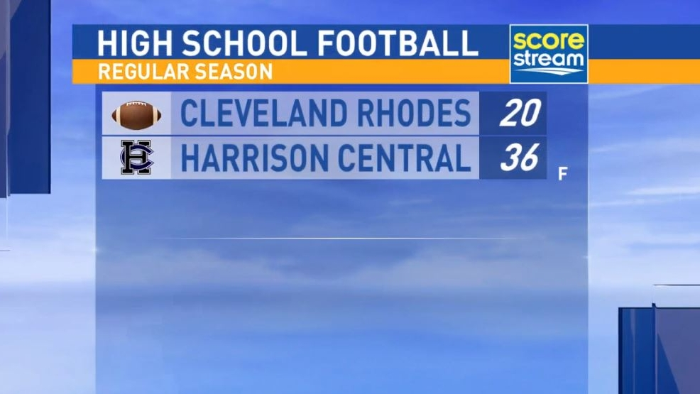 9.2.16: Highlights: Rhodes at Harrison Central