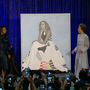 'IN OUR HEARTS' | Baltimore artist paints Michelle Obama's portrait