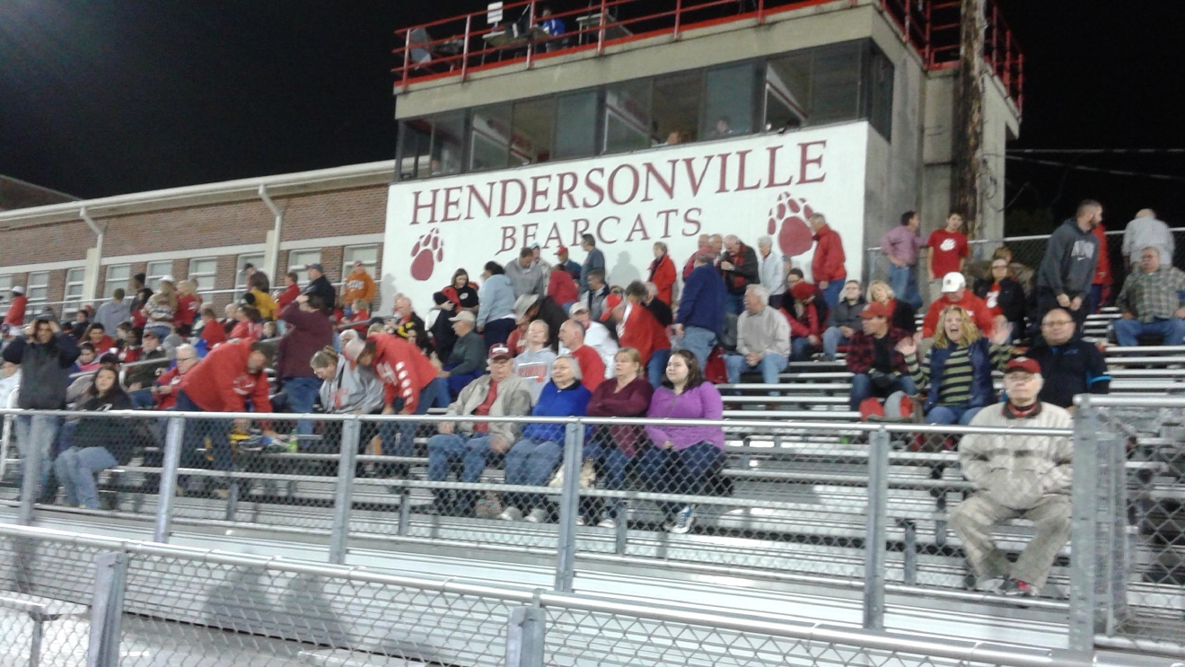 Lexington vs Hendersonville, 11-18-16
