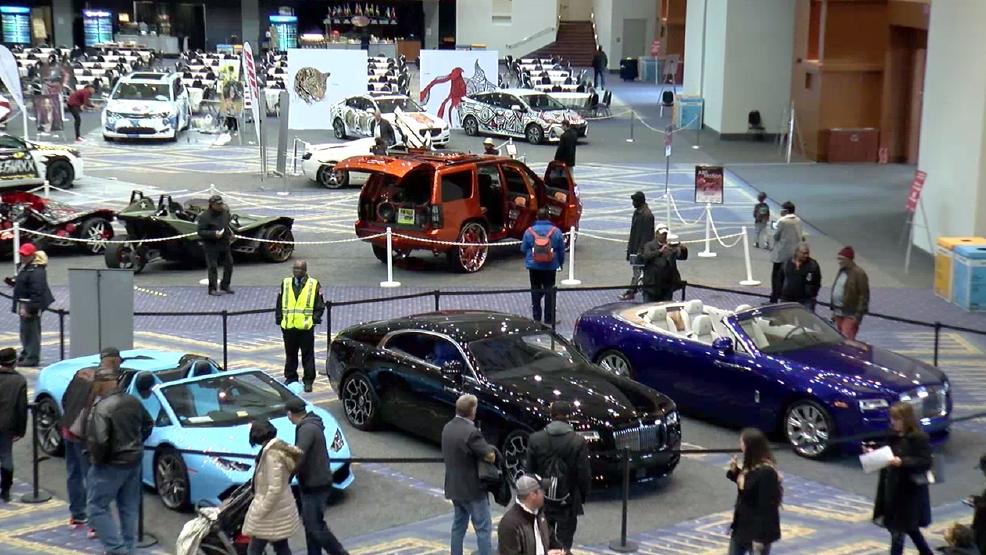 DC Auto Show features many hybrids despite slumping sales   WJLA