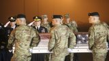 Body of Utah's Maj. Brent Taylor returned to U.S. after death in Afghanistan