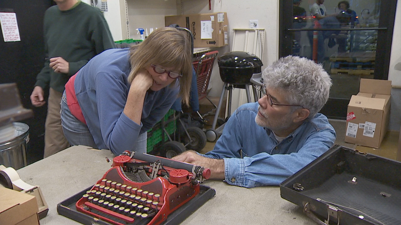 This week's episode of Eric's Heroes is for the fixers of the world, like the Phinney Neighborhood Association Tool Lending Library and the Fixers Collective. Where would we be without you? The PNA Fixers meet from 6 to 8 p.m. the first Wednesday of every month at Greenwood Hardware in Seattle. (KOMO Photo)