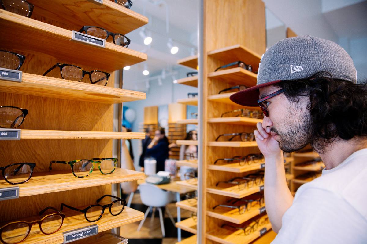 Warby Parker Annex Comes To Fremont Seattle Refined