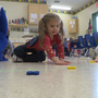 Local preschoolers try their hand at Olympic sports