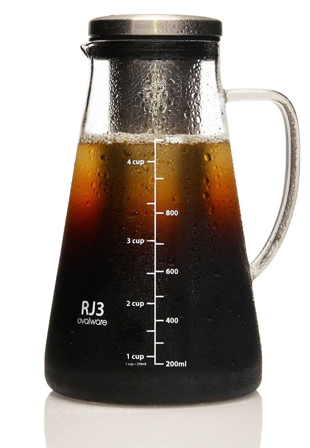 The Airtight Cold Brew Iced Coffee Maker and Tea Infuser crafts smoother coffee with less effort. Cold brew lovers will appreciate having this maker which locks in freshness and flavor for up to two weeks (not that your cold brew will last that long). Bonus! This is dishwasher safe and can be found at Amazon. (Image: Amazon.com)<p></p>