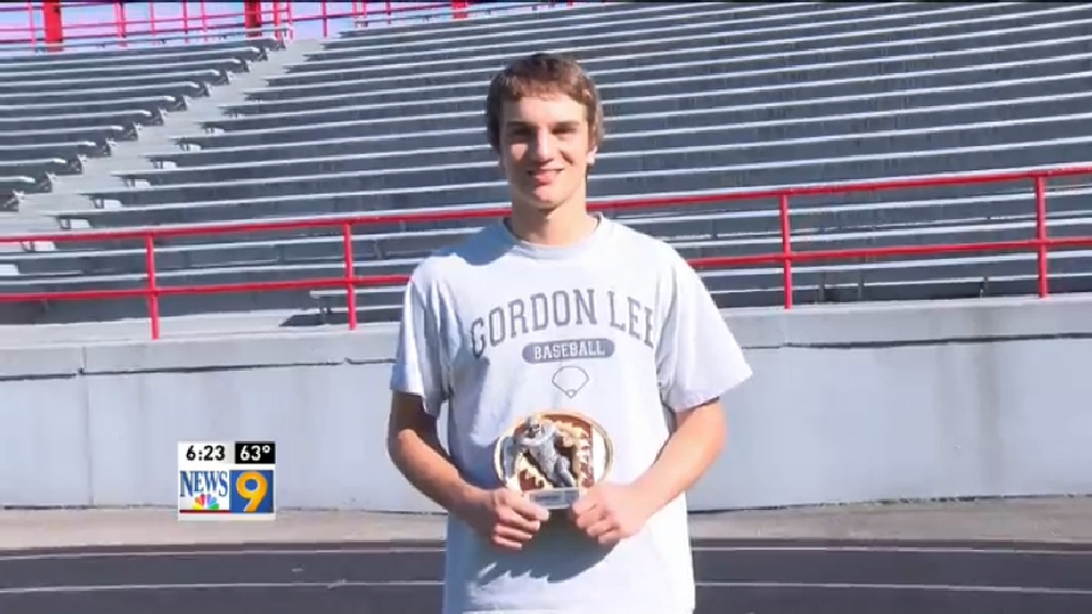 Week 9: Hancock County Chrysler Dodge Jeep Ram/WTOV9 POW: Mason Ramsay