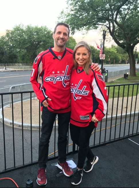 Capitals' Stanley Cup victory parade taking over D.C. (Photo: Kidd O'Shea)