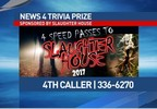 News 4 Facts:  Slaughter House Oct. 23-27, 2017