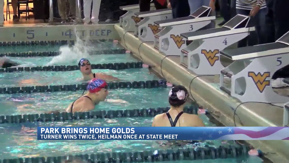 2.15.19 Highlights - Wheeling Park brings home three golds in WV State swimming