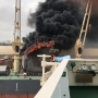 Fire reported at Port of Port Arthur