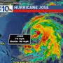 Storm Team 10: Latest on Hurricane Jose