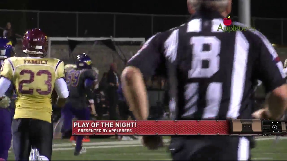 Play of the Night: Socorro's Redding scores 95-yard TD